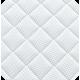 Pokrowiec Grey materaca Gemini
