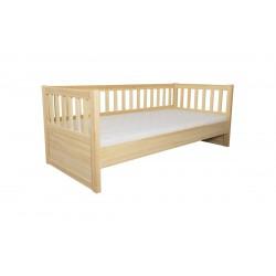 Łóżko klasyczne  AMAZONIT