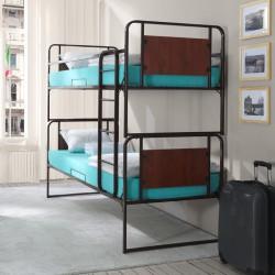 Łóżko piętrowe Doppio