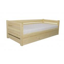 Łóżko skrzyniowe AGAT