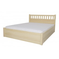 Łóżko skrzyniowe JADEIT 46