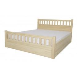 Łóżko skrzyniowe JADEIT 57