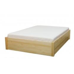 Łóżko skrzyniowe KALCYT 34