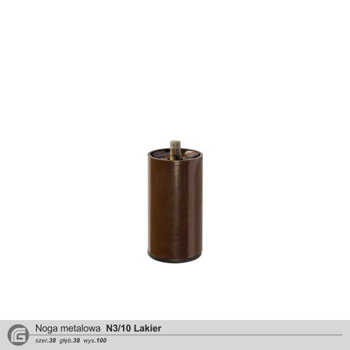 Metalowe N3/10 lakier (kpl)