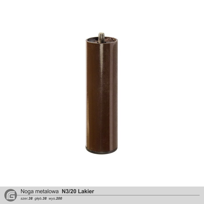Metalowe N3/20 lakier (kpl)