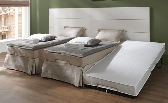 Łóżko OLAF